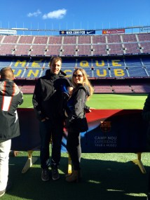 Camp Nou - Barca Stadium