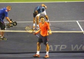 Ferrer wins