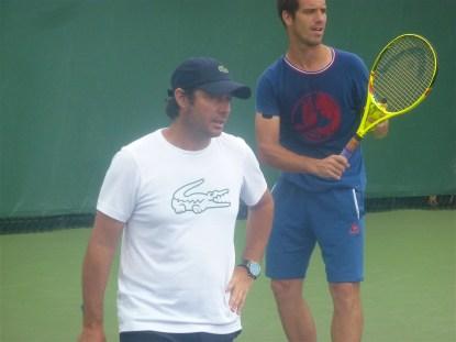 Gasquet and Grosjean