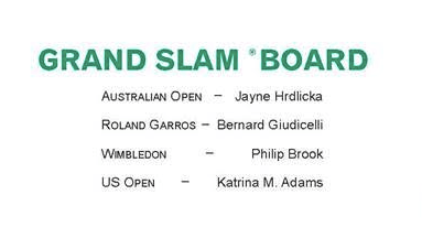 Changes announced for Grand Slams, including 16 seeds starting in 2019