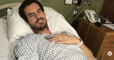 Andy murray makes new surgey on his hip