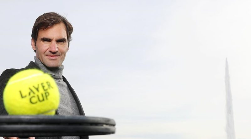 This is what Roger Federer said about Playing Laver Cup in Switzerland