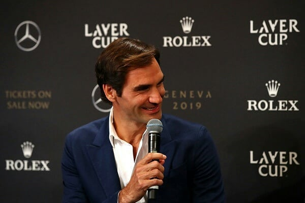 This is What Roger Federer said about Ranking and Grand Slam