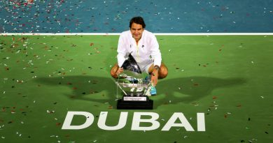 "Roger Federer ""I'll try to win the 100th in Dubai """