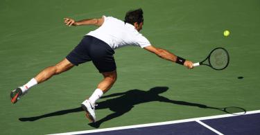 Roger Federer Vs Kyle Edmund Indian Wells 2019- Highlights