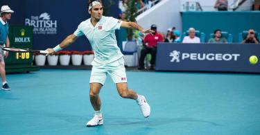 Roger Federer VS Filip Krajinovic - Highlights