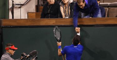 "Novak Djokovic ""I Wanted To Impress Sampras"""