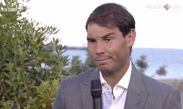 """Rafael Nadal """"I went through hard times"""""""