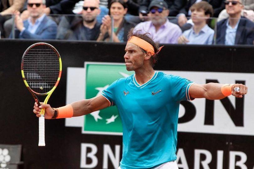 Rafael Nadal wins ATP Rome 2019