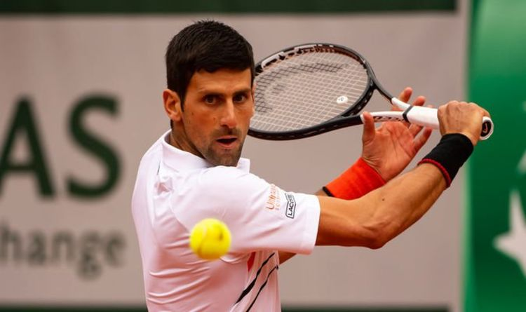 Novak Djokovic: It's Wimbledon rules, but it's different