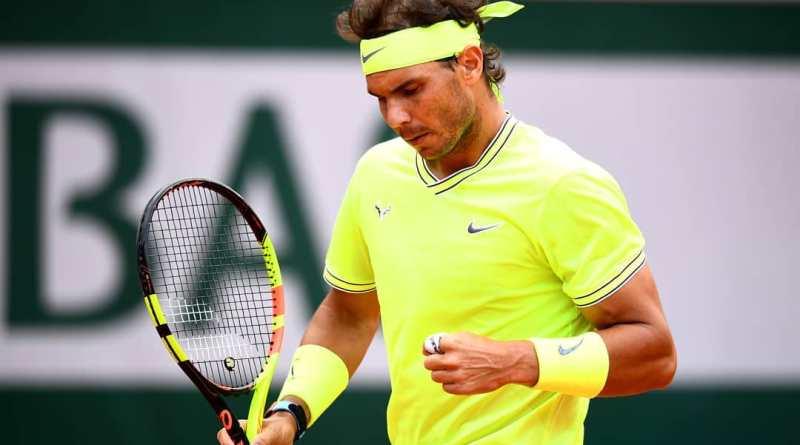 Rafael Nadal praises his rivals Federer and Djokovic