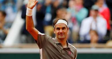 This is what Roger Federer said about Williams/Thiem Issue