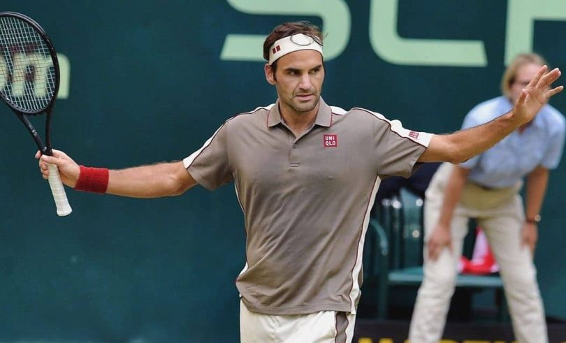 This is what Roger Federer said about Facing Pierre-Hugues