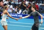 Will Andy Murray play mixed double with Sharapova?