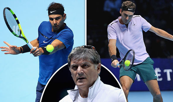 This is what Toni Nadal said about Nadal and Federer Match