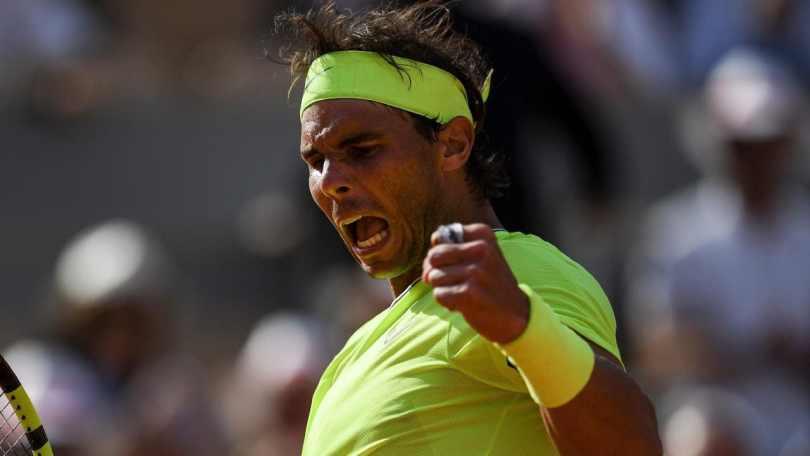 "Rafael Nadal ""I'm satisfied"""