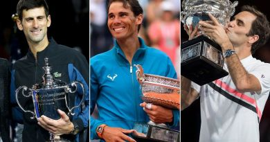 "Novak Djokovic ""If only I wasn't in the same era as Federer and Nadal"""