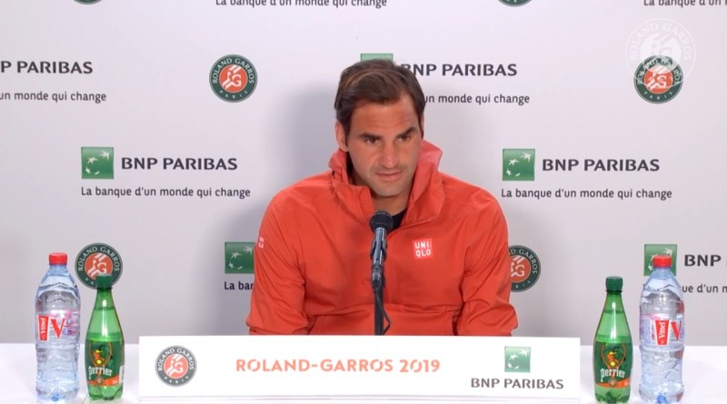 Roger Federer Press Conference before the Clash Vs Nadal