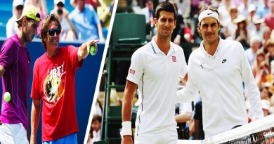 Francisco Roig sends warning to Federer and Djokovic