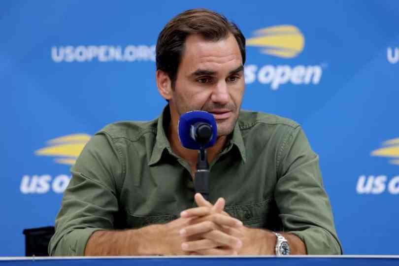 Roger Federer reveals his feelings for the US Open