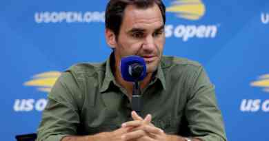 Roger Federer reveals his feelings for the US Open
