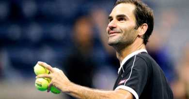 "Roger Federer ""I'm happy I played some good Tennis"""