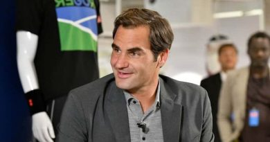 Roger Federer explains his mindset during matches