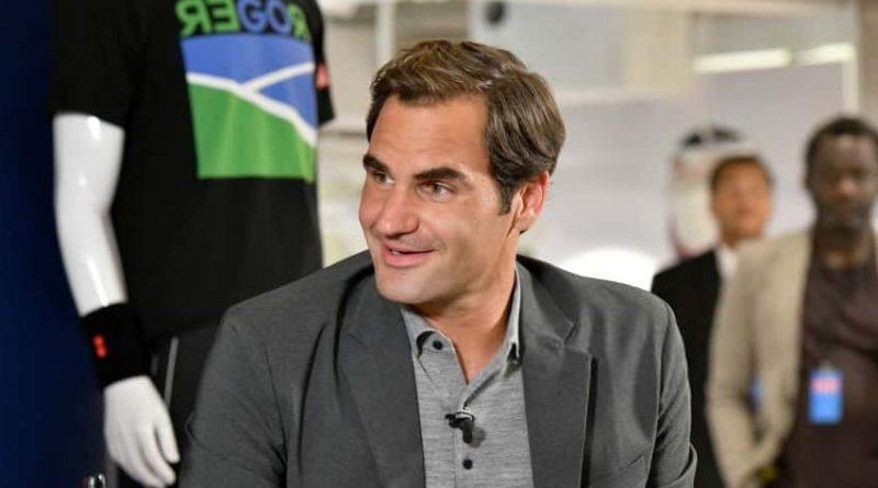 Roger Federer explains his mindset during matches