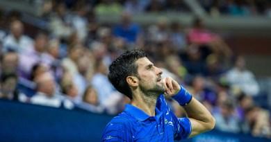 "Novak Djokovic Involves with a fan ""I'll find you"""