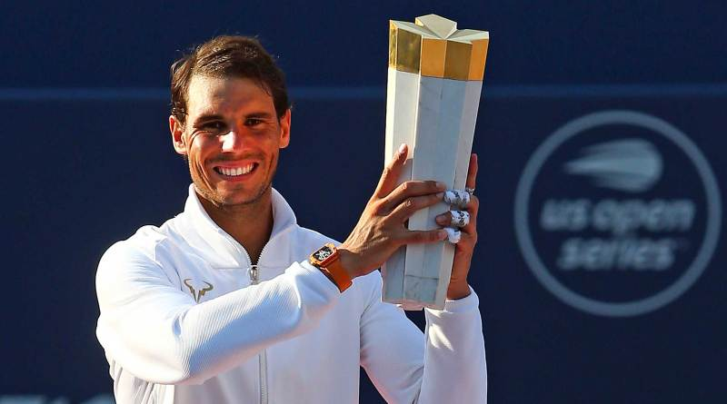 Rafael Nadal Rogers Cup 2019 - Draw