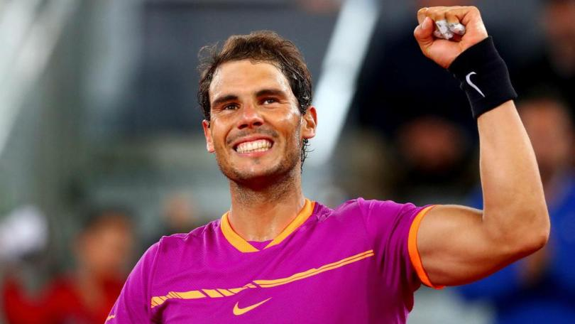 "Rafael Nadal ""I'm Finally super happy"""