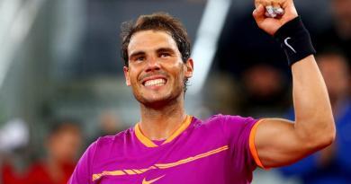 "Rafael Nadal ""I'm Finally super happy"""