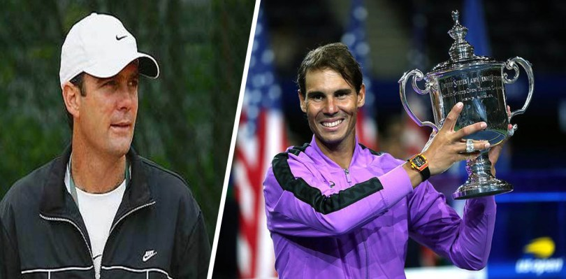 Paul Annacone reveals why Nadal is the best player of 2019