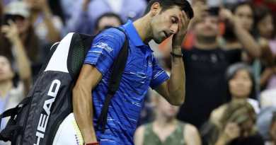 Novak Djokovic gives an update about his shoulder injury