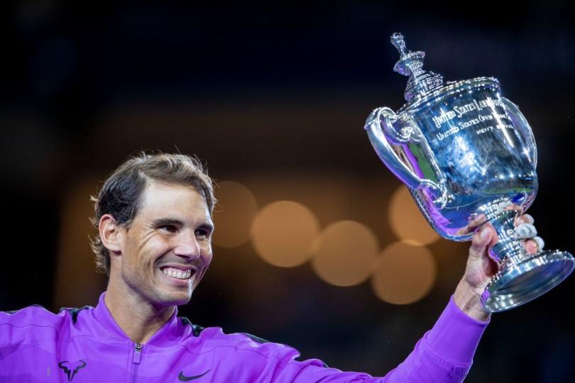 Rafael Nadal reveals Why He plays Tennis