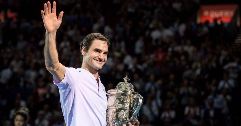 Roger Federer Basel 2019 - Draw