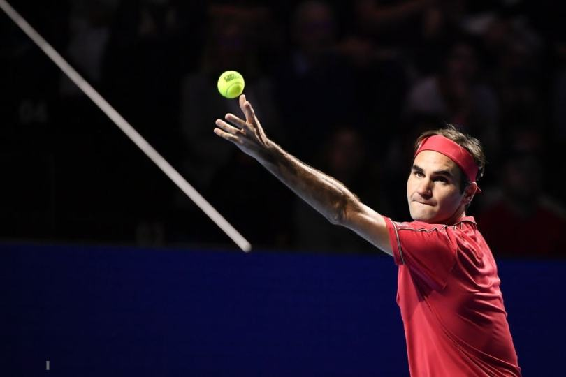 Roger Federer reveals the toughness of playing in Basel
