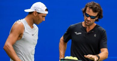 Carlos Moya reveals how ready is Rafael Nadal for Paris Bercy
