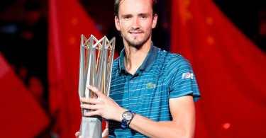 Daniil Medvedev claims Shanghai Title in magic season
