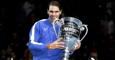 Rafael Nadal reveals the place where He will put the N.1 Trophy