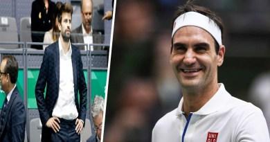 Roger Federer responds to Pique regarding Davis Cup Issue