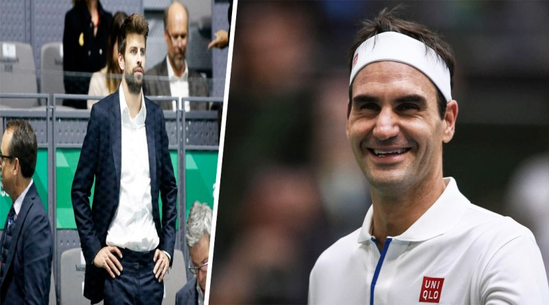Roger Federer responds to Pique regarding Davis Cup Issue