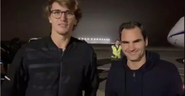 Roger Federer sent message to the fans ahead of America Tour