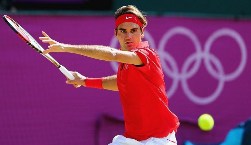 Roger Federer reveals the gold medal is not the final goal