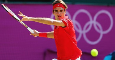 Roger Federer reveals the gold medal is not the final goal