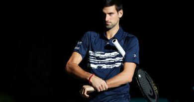 Novak Djokovic talks about Tsitsipas clash in Paris Bercy