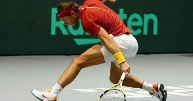 Rafael Nadal is back in action to prepare for the 2020 Season