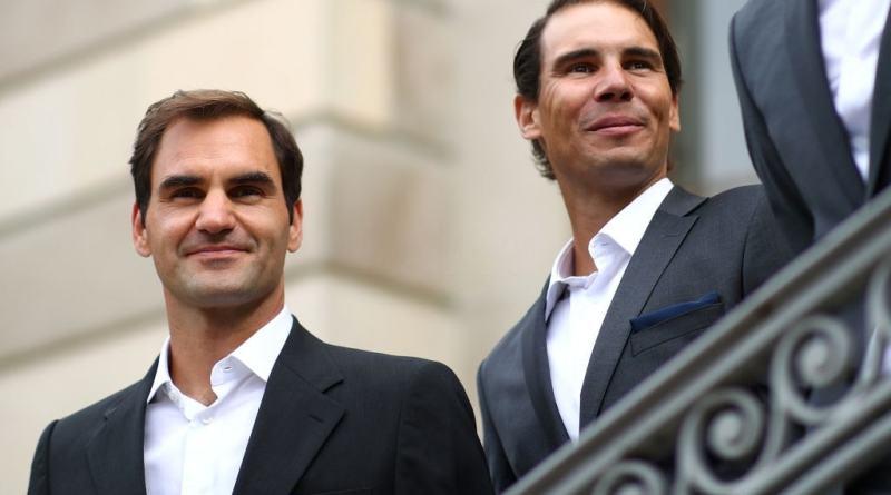 Roger Federer praises Rafael Nadal for 2019 performance