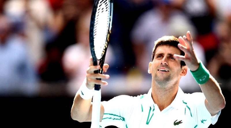 Novak Djokovic reveals happiness after the win over Nishioka