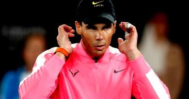 Rafael Nadal reveals the reason why He criticizes Kyrgios
